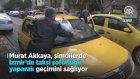 Dansçı Murat Taksi Şoförü Oldu