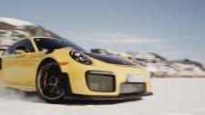 Porsche GT2 Rs Ve 911 ST İle Büyüleyen Gösteri!
