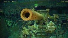 76 Yıl Önce Batırılan Uçak Gemisinin Enkazına Ulaşıldı
