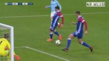 Gabriel Jesus'un Basel'e attığı gol
