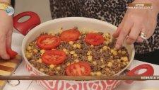 Nohutlu Patlıcan Musakka Tarifi