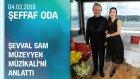 Şevval Sam, Müzeyyen Müzikali'ni Şeffaf Oda'da anlattı - 04.03.2018 Pazar