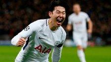 Son Heung-Min'in Juventus'a attığı gol