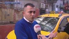 Taksicilerin Müşteri Gibi Uber Çağırıp Şoförü Dövmesi