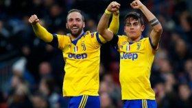 Tottenham 1-2 Juventus - Maç özeti izle (7 Mart 2018)