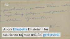 Albert Einstein'in Romantik Mektubu  - Dw Türkçe