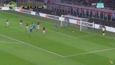 Mkhitaryan ve Aaron Ramsey'in Milan'a attığı goller