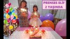 Prenses Elif 2 Yaşında
