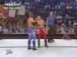 Smackdown Edge & Rey Mysterio Vs Chavo & Eddie Gue