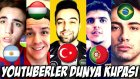 12 Ülke ! 12 Youtuber ! Osm Dünya Kupası Başlıyor !