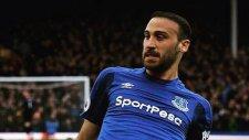 Cenk Tosun'un Brighton'a attığı muhteşem gol