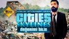Halkımıza Dev Hizmet : Pandalar Ayağınıza Geldi | Cities: Skylines