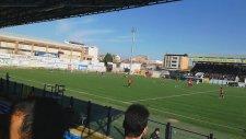 Karacabey Birlikspor'lu Oğuzhan'ın Utaş Uşakspor'a attığı gol
