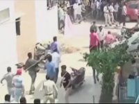 Leopar Şehir Merkezinde - Hindistan