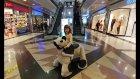 Panda İle Avm'de Gezmek. Antalya Migros Avm. Eğlence Merkezinde Elif İle Oynadık