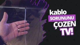Kablo kirliliğini ortadan kaldıran TV - Yeni Samsung QLED Serisi!