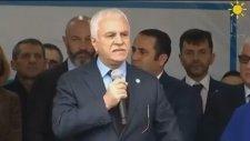 Koray Aydın İYİ Parti Sakarya Mitingin'de Konuştu