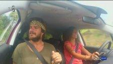 Merve Yeni Arabasıyla Dominik Turu Attı - Survivor All Star (6. Sezon 85.bölüm)