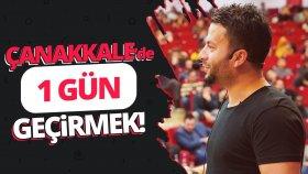 SDN Kampüste #2 Çanakkale 18 Mart Üniversitesi Vlog - Çanakkale'de 1 gün geçirmek!