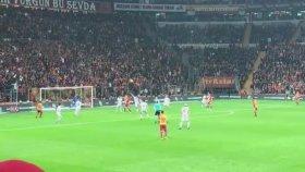 Sinan Gümüş'ün Rövaşata Golü Tribün Çekim (Galatasaray 2-1 Atiker Konyaspor)