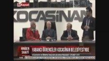 Alaeddin Türkmen Kocasinan Belediyesi AB proje