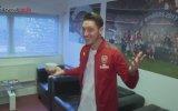 Arsenal'in Mesut Özil için Hazırladığı İlginç Reklam