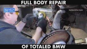 Bmw Kaporta Düzeltme