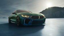 Cenevre Otomobil Fuarı'nda Nefes Kesen BMW M8 Gran Coupe Tanıtımı