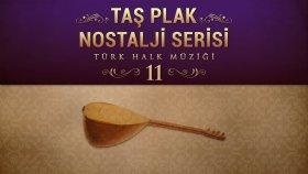 Çeşitli Sanatçılar - Taş Plak Nostalji Serisi, Vol. 11 (Türk Halk Müziği)