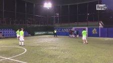 Francesco Totti'nin Kaleciyi Çaresiz Bırakan Golü