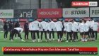 Galatasaray, Fenerbahçe Maçının Son İdmanını Taraftarı Önünde Yapacak