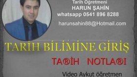 Orta Asya Siyasi Türk Tarihi Tarih Ders Notları Tarih Öğretmeni Harun Şahin