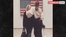 Rus Tenisçi Sharapova'nın ABD Bayrağı Önündeki Fotoğrafı Takipçilerini Kızdırdı