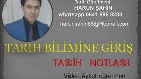 Türklerde Kültür Medeniyet ve Uygarlık Tarih Öğretmeni Harun Şahin