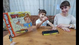 Yüzük Geçirmece Challenge. Eğlenceli Çocuk Videosu, Toys Unboxing, Oyuncak