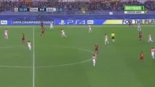 Edin Dzeko'nun Shakhtar Donetsk'e attığı gol