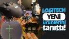 Logitech Oyuncu Aksesuarlarını Denedik! - Vlog Yayında!