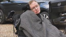 Stephen Hawking'in ALS Ice Bucket Challenge Videosu