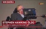 Stephen Hawking'in Hayatını Kaybetmesi