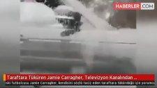 Taraftara Tüküren Jamie Carragher, Televizyon Kanalından Kovuldu