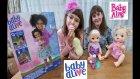 Baby Alive Dondurmacı Alive Bebek. Toys Unboxing, Eğlenceli Çocuk Videosu