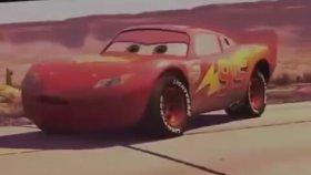 Cars - 1 -  Arabalar 1 - Şimşek Mekkuin İlk Yarış ve Kaza