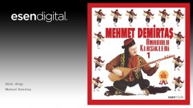 Mehmet Demirtaş - Atım Arap - Esen Digital