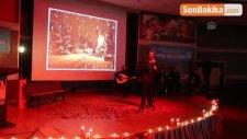 Şiirlerini Afrin'deki Mehmetçikler İçin Seslendirdiler