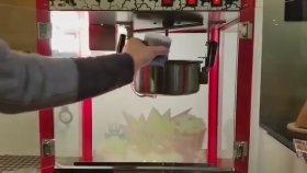 Tezgahüstü Popcorn Makinesi Tanıtım Videosu