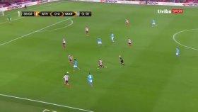 Athletic Bilbao 1-2 Marsilya (Maç Özeti - 15 Mart 2018)
