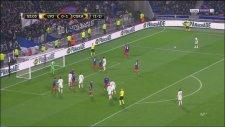 Lyon 2-3 CSKA Moskova (Maç Özeti - 15 Mart 2018)