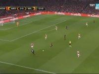 Hakan Çalhanoğlu'nun Arsenal'e Attığı Gol