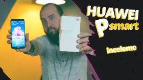 Huawei P Smart İnceleme - Uygun Fiyatlı Çift Kameralı Telefon Arayanlara Özel!