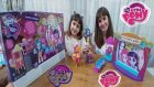 My Little Pony Sinema Salonu Cafe, Eğlenceli Çocuk Videosu, Toys Unboxing